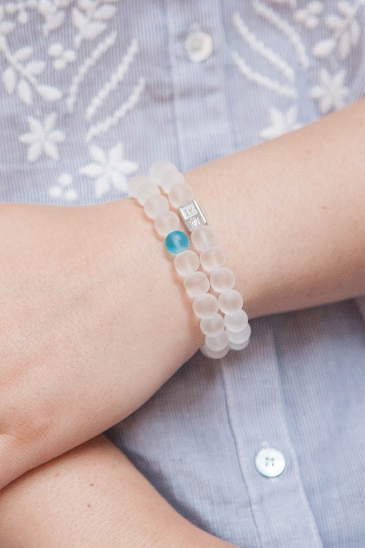 Imani bracelet - waterView 4