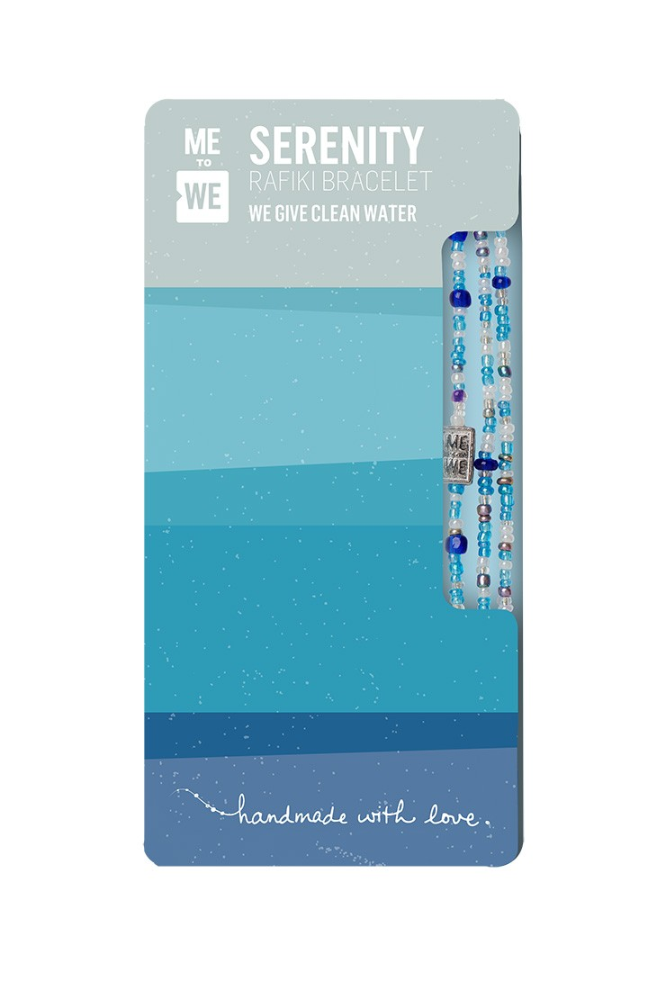 Water Series Rafiki Bracelet - Serenity