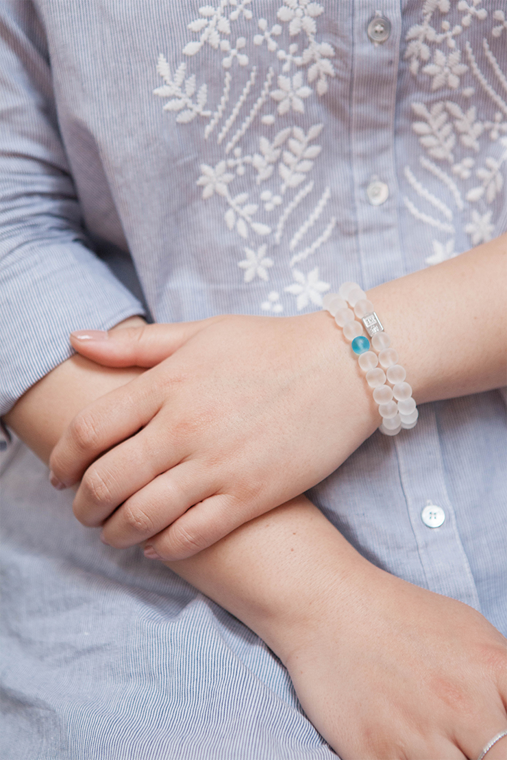 Imani bracelet - waterView 2