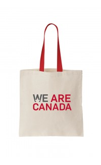 WE are Canada Tote Bag
