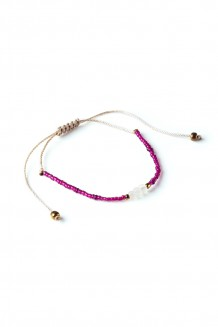 Colour Pop Bracelet - magenta