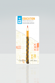 Minga Bracelet - Education