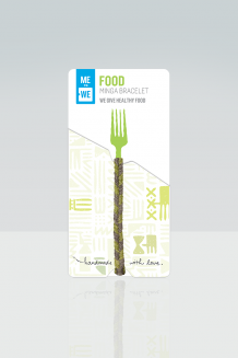 Minga Impact Bracelet - Food