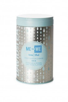 Me to WE Tea - DAVIDsTEA