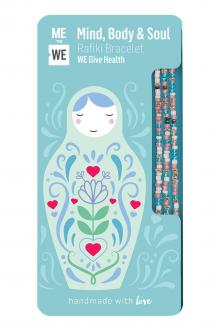 Health & wellness Rafiki series - body