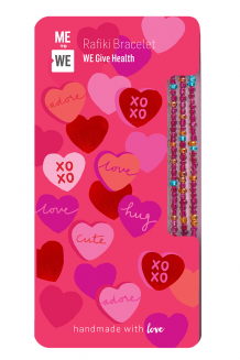 Health & wellness Rafiki series - candy hearts