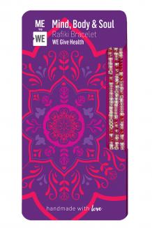 Health & wellness Rafiki series - mind