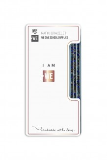 Elevated Impact Rafiki Bracelet - I Am WE - I Am WE