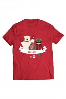 WE Are Canada cute critters youth T-shirt