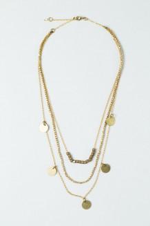 Kipaji Paillette Necklace