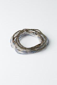 Hakuna Matata Bracelet Set - Mist - Mist