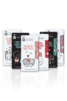 Chemistry Series Set of 6 Rafikis