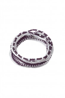 Hakuna Matata Bracelet Set - Purple