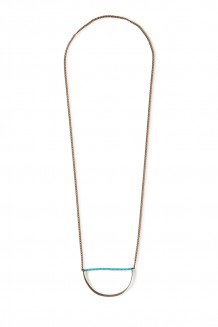 Luna Necklace - Teal