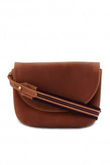Cinta Cross Body Bag - Brown