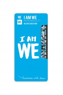 I am WE Rafiki Bracelet