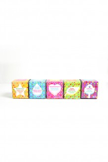 Little Impact Candy set of 5