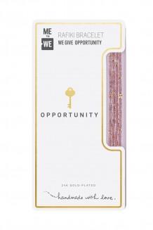 24K tonal Rafiki bracelet – opportunity