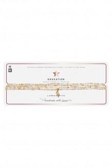Semiprecious collection – Rafiki bracelet – Labradorite