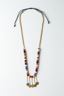 Kamba Rope Necklace - Maasai - Maasai