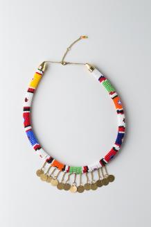 Maasai Spirit Necklace – Maasai  - Maasai