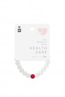 Imani Bracelet - Health - White