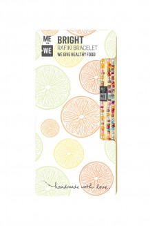Food Rafiki Bracelet - Bright