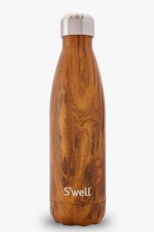 S'well Water Bottle - Teakwood