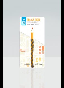 Minga Bracelet - Education