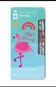 Cute critter Rafiki bracelet - fancy flamingo (for ages 3+) Thumbnail