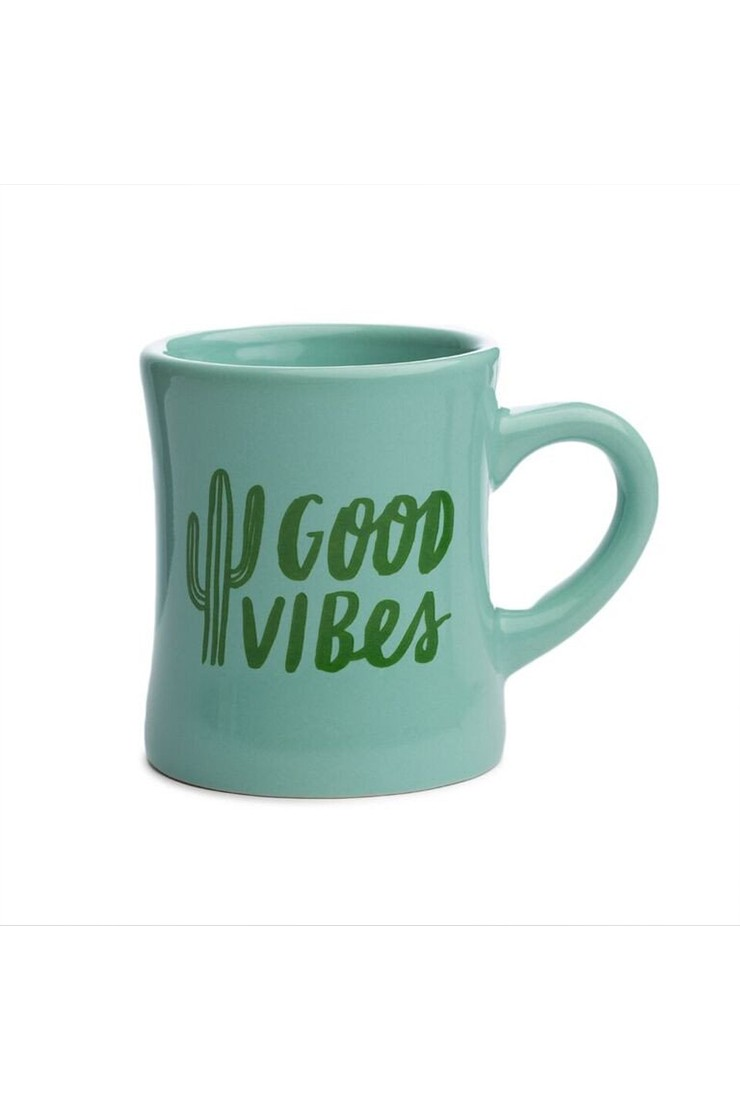 The Created Co. - Good Vibes Mug
