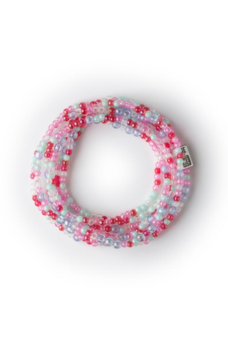 Cute critter Rafiki bracelet - fancy flamingo (for ages 3+)View 1