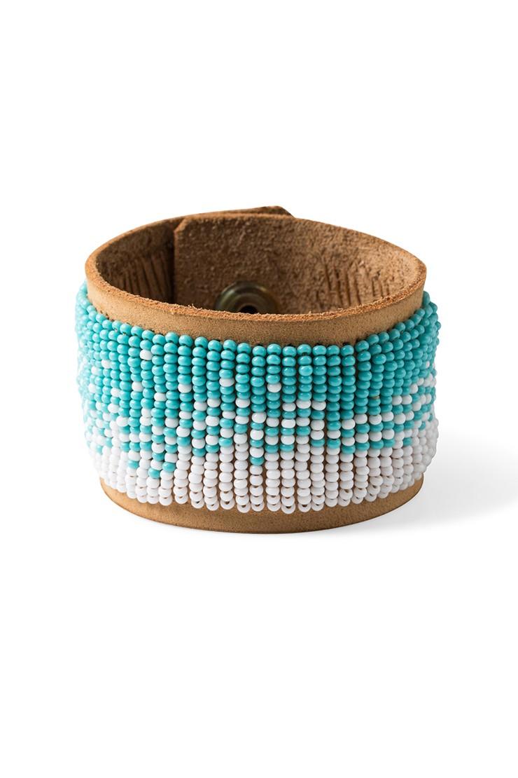 Anga bracelet – tealView 1