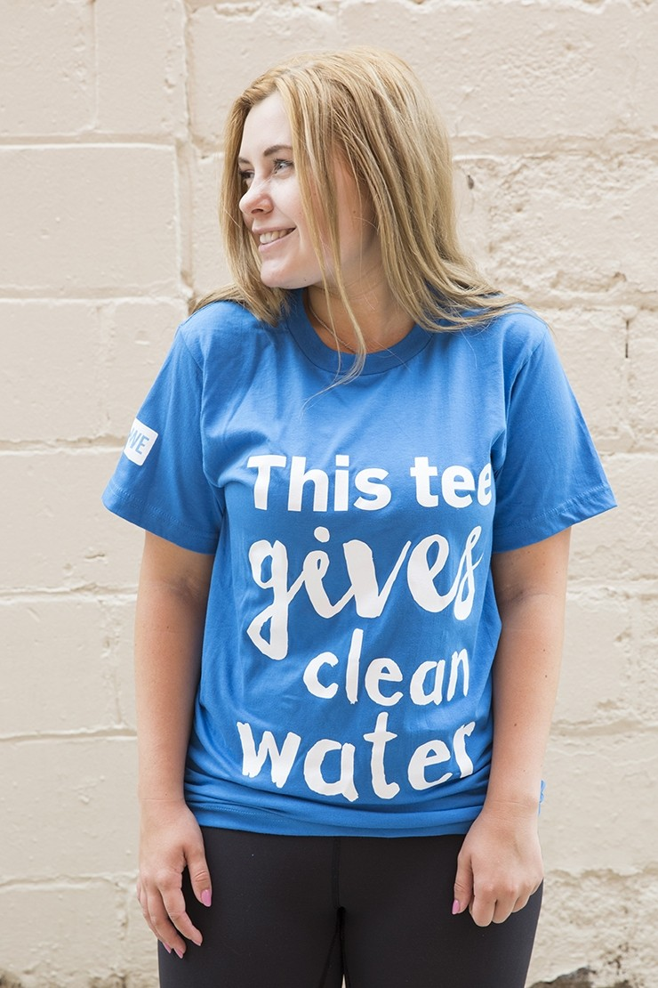 We give clean water t shirt for Talk texan to me shirt