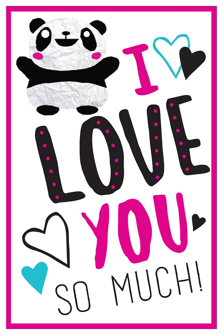 Picture Of I Love You So Much Wallpaper Images