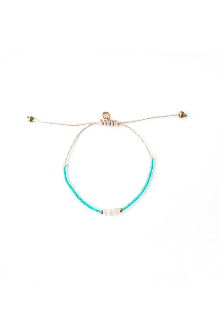 Colour pop bracelet - food