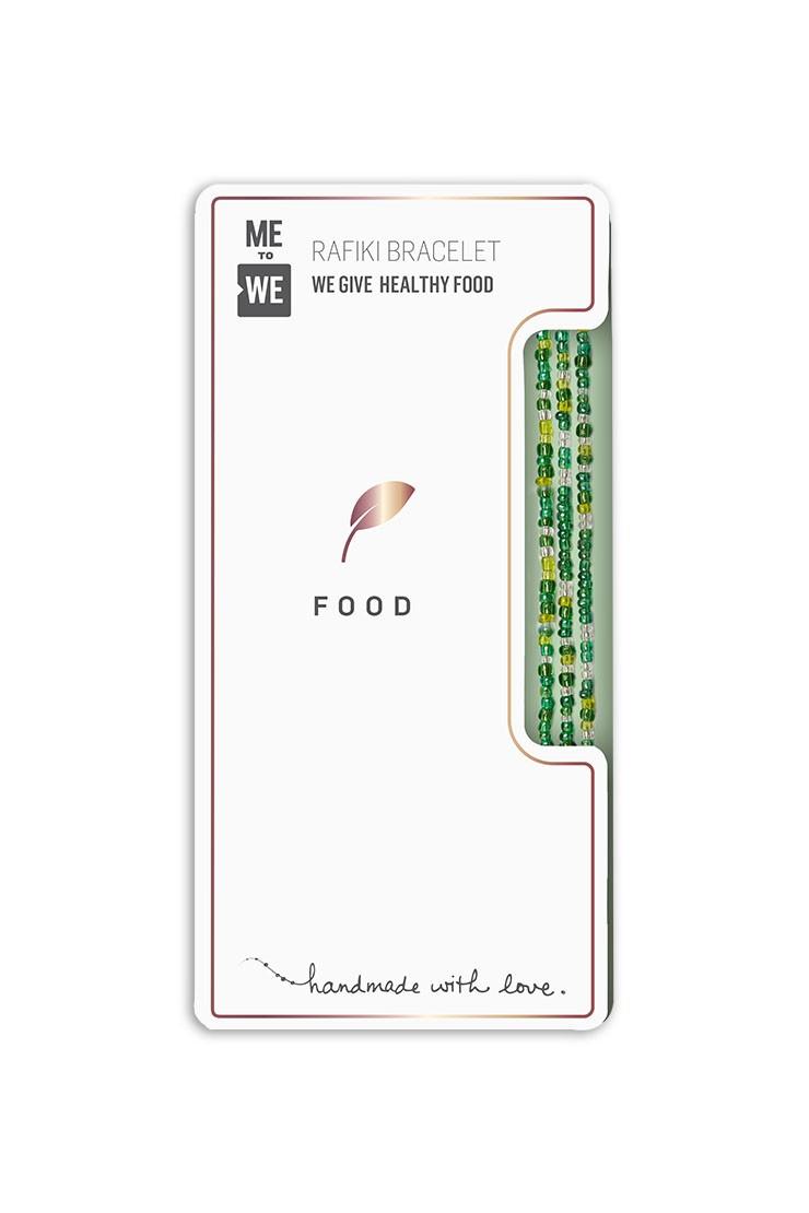 Elevated Impact Rafiki Bracelet - Food