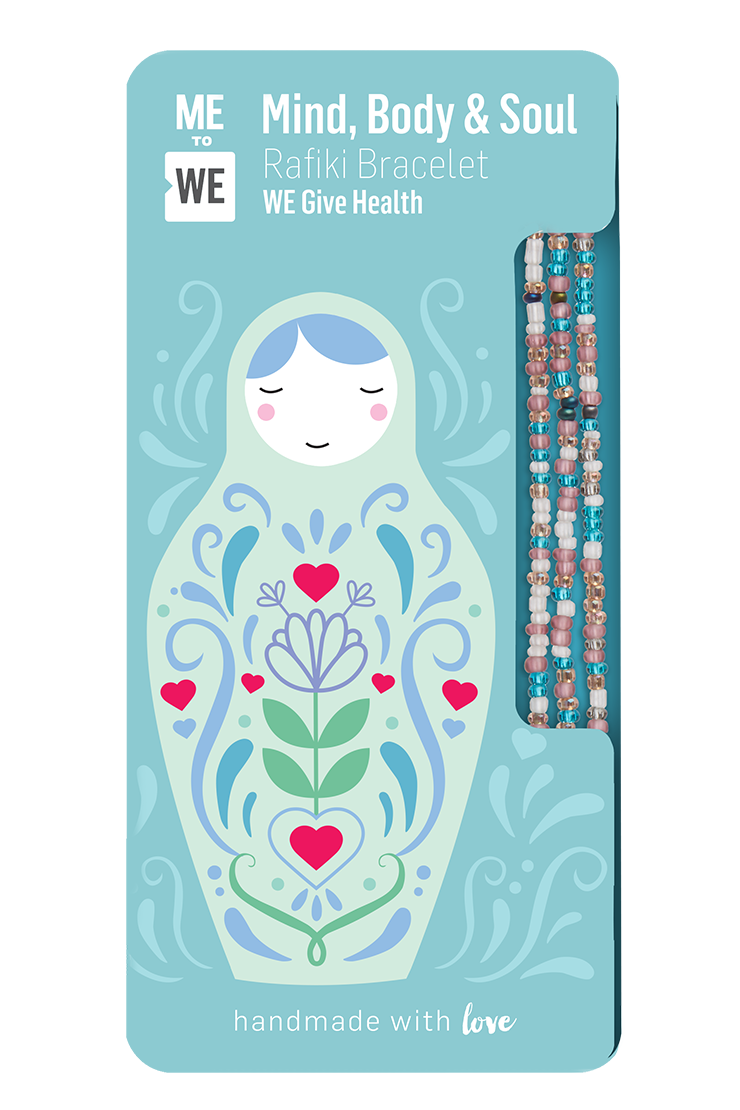 Health & wellness Rafiki bracelet - body