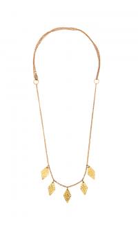 Diamond Paillette Necklace