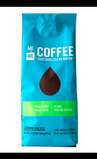 ME to WE Coffee That Gives Clean Water™  Medium Roast - Medium Grind