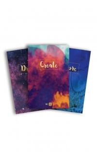 Education Series Notebooks - Set of 3