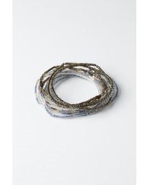 Hakuna Matata Bracelet Set - Mist