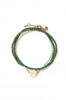 Intention bracelet set - growth