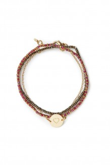Intention bracelet set - love