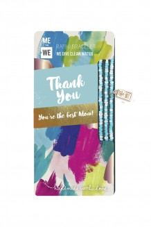 Occasion series Rafiki - thank you - you're the best mom