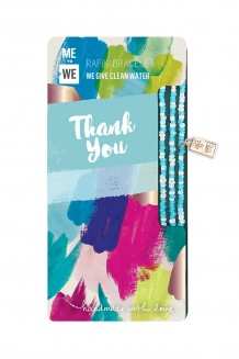Occasion Series Rafiki - thank you