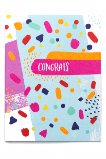 Occasion card - congrats