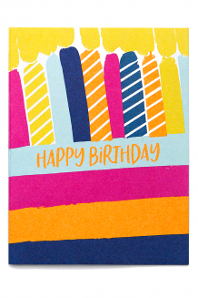 Occasion card - happy birthday