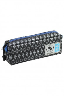 Me to We Pencil Case - Blue - Tribal Blue