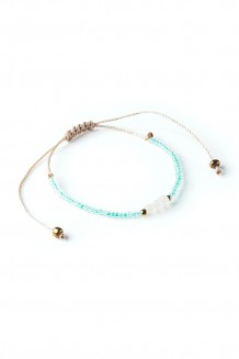 Colour Pop Bracelet - teal